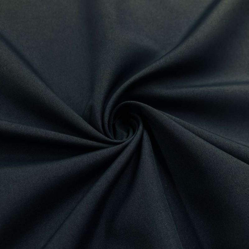 Microfibra Lisa (Tactel) - 1,60m largura - Azul petróleo