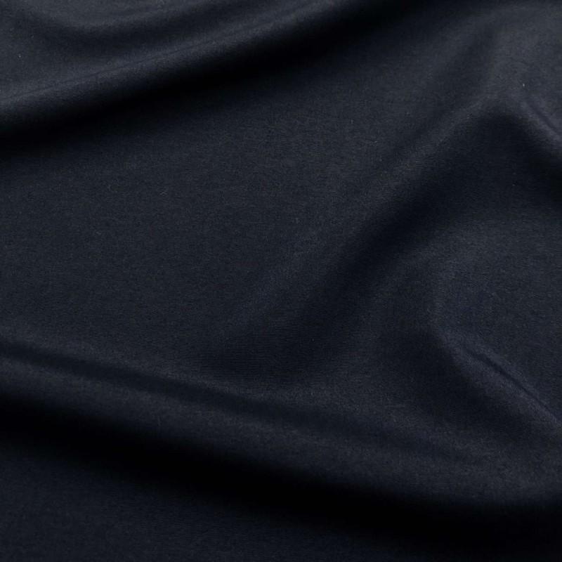 Microfibra Lisa (Tactel) - 1,60m largura - Azul marinho noite