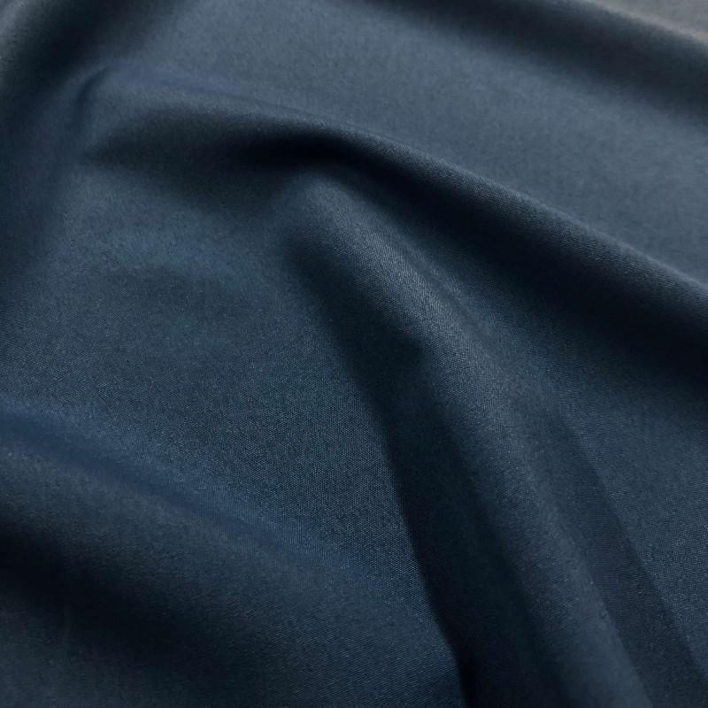 Microfibra Lisa (Tactel) - 1,60m largura - Azul acinzentado