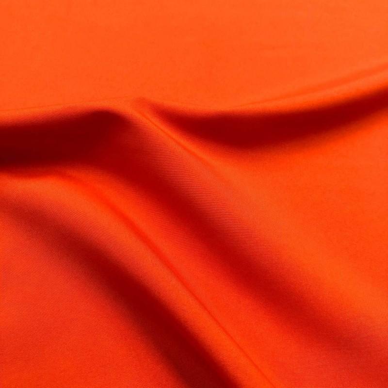 Microfibra Lisa (Tactel) - 1,60m largura - Laranja