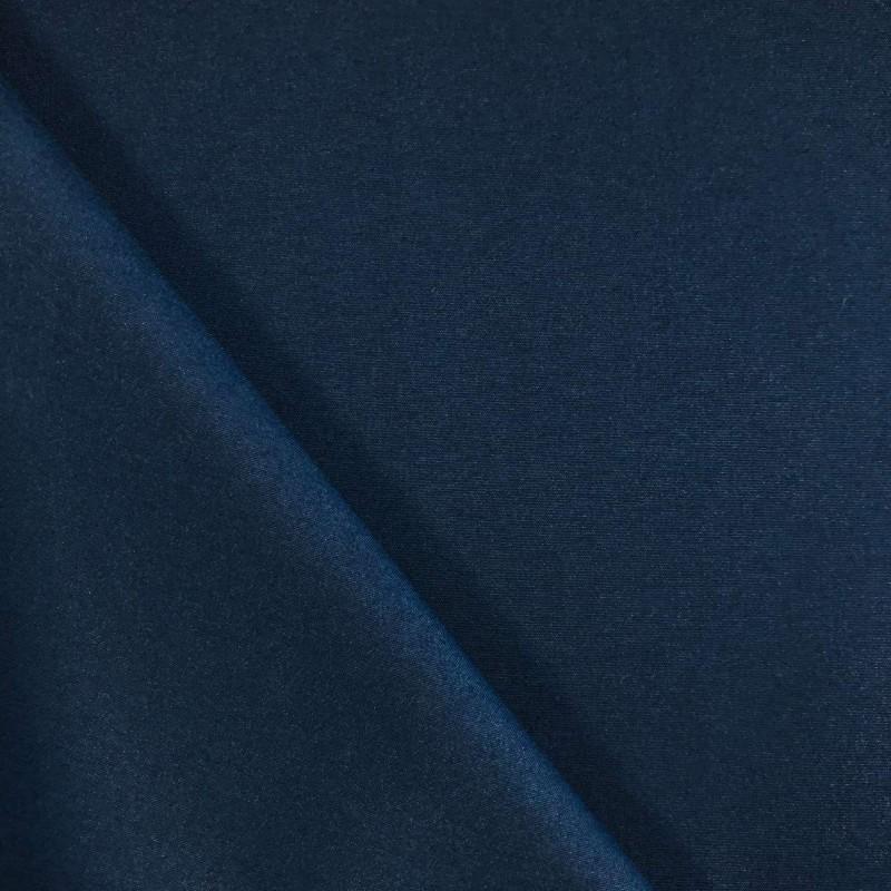 Microfibra Lisa (Tactel) - 1,60m largura - Azul marinho dia