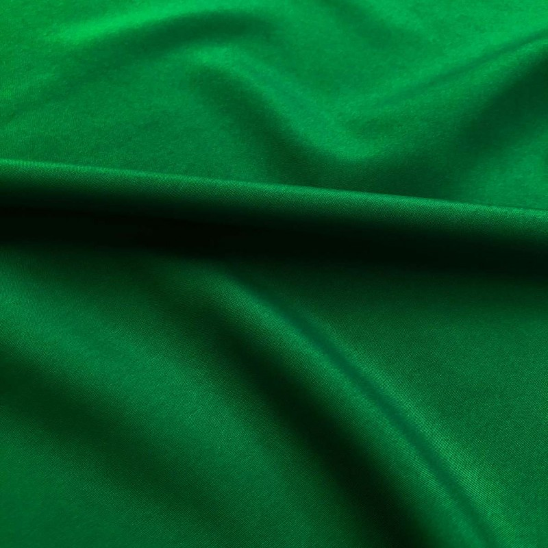 Microfibra Lisa (Tactel) - 1,60m largura - Verde bandeira