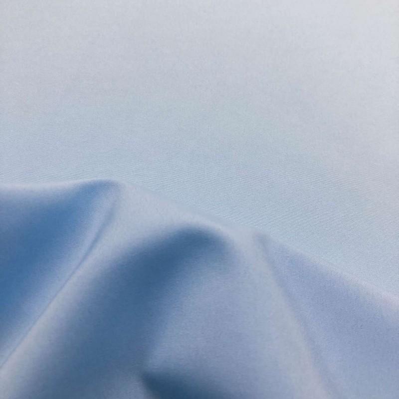 Microfibra Lisa (Tactel) - 1,60m largura - Azul bebê