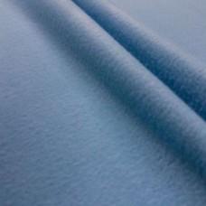 Microsoft Liso - 100% Poliéster - 1,67m largura - Azul céu