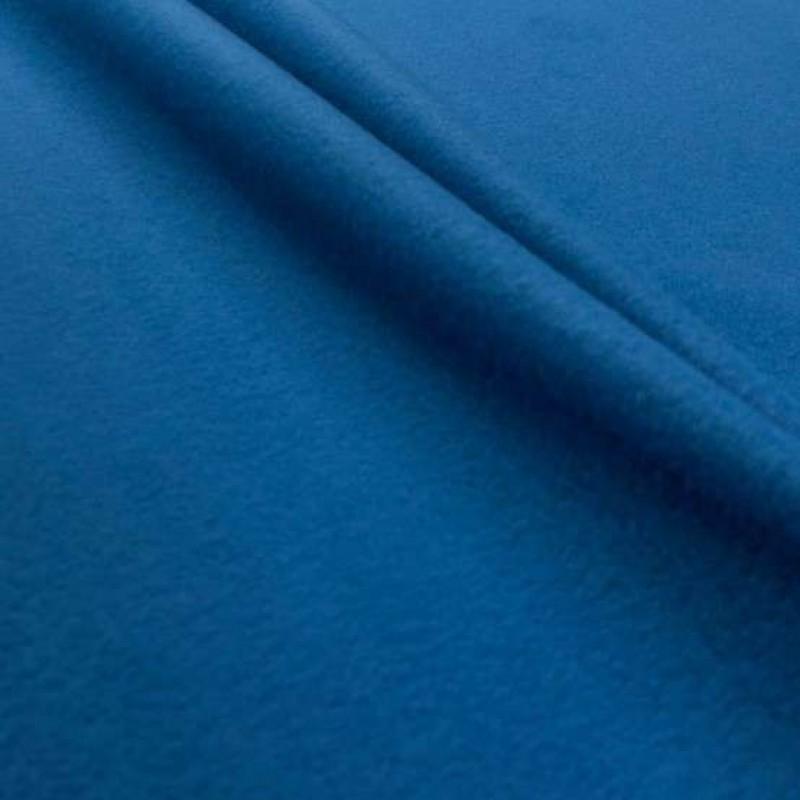 Microsoft Liso - 100% Poliéster - 1,67m largura - Azul royal