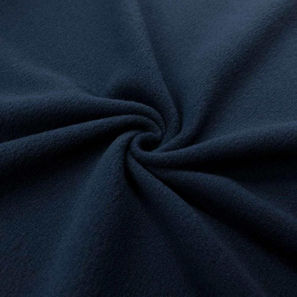 Microsoft Liso - 100% Poliéster - 1,67m largura - Azul marinho