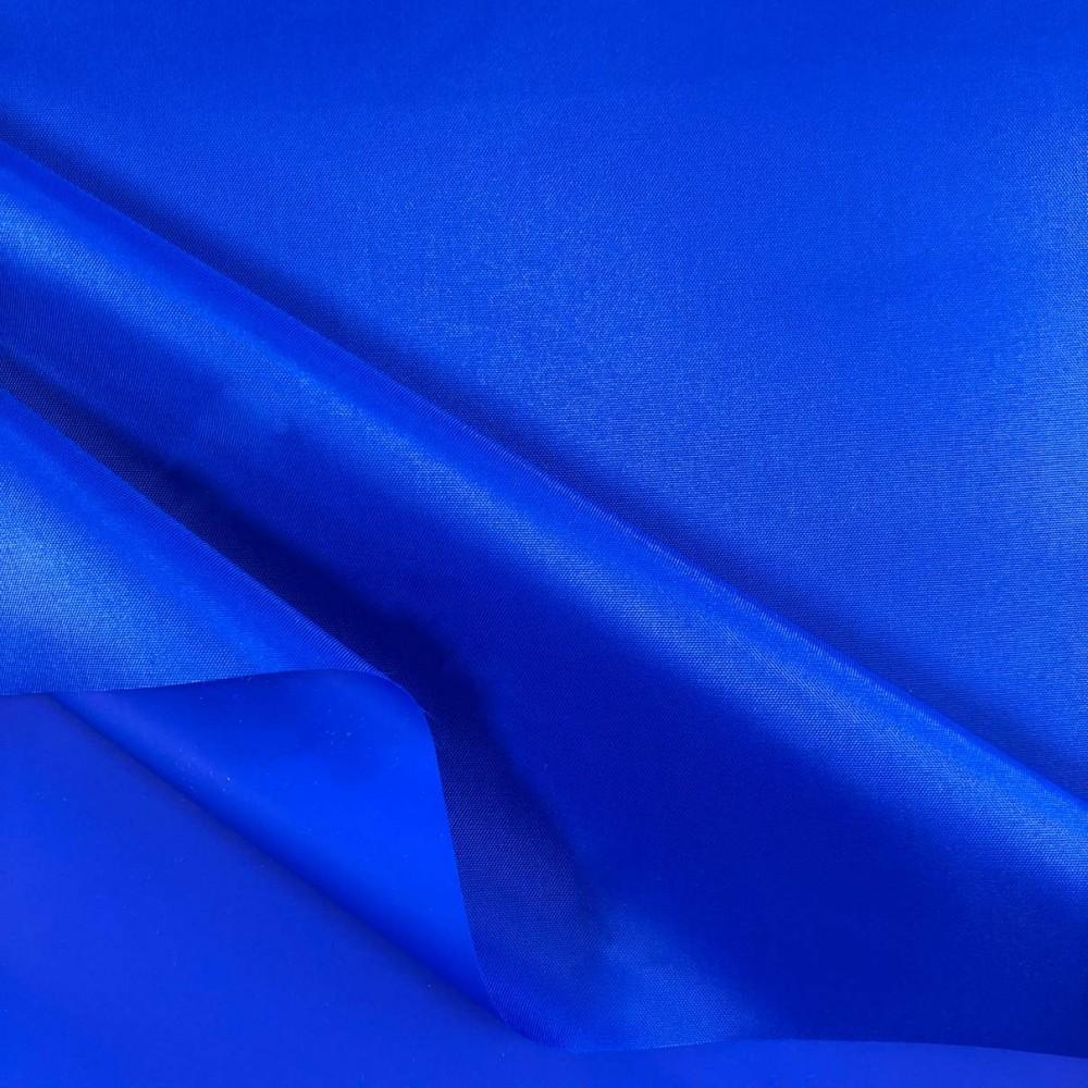 Nylon Emborrachado Impermeável - 100% Poliamida - 1,50m largura. - Azul royal escuro