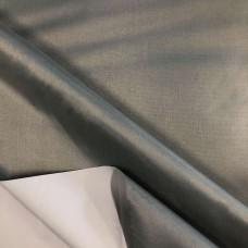 Nylon Emborrachado Impermeável - 100% Poliamida - 1,50m largura. - Cinza claro