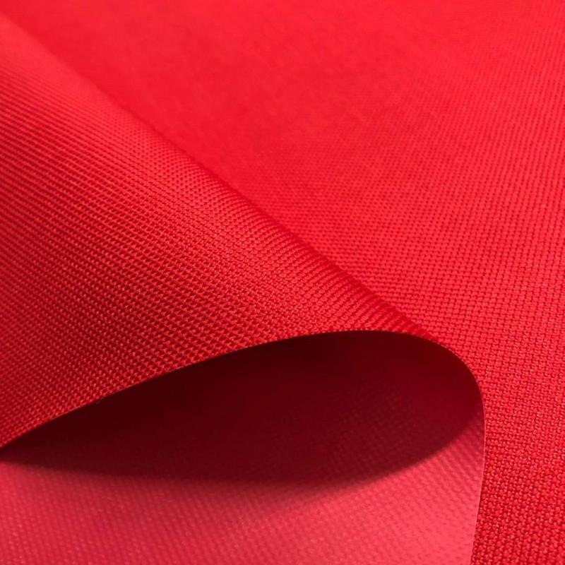Nylon 600 - 40% Poliéster 60% PVC - 1,50m Largura - Vermelho