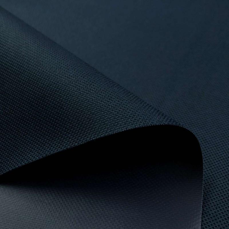 Nylon 600 - 40% Poliéster 60% PVC - 1,50m Largura - Azul marinho noite
