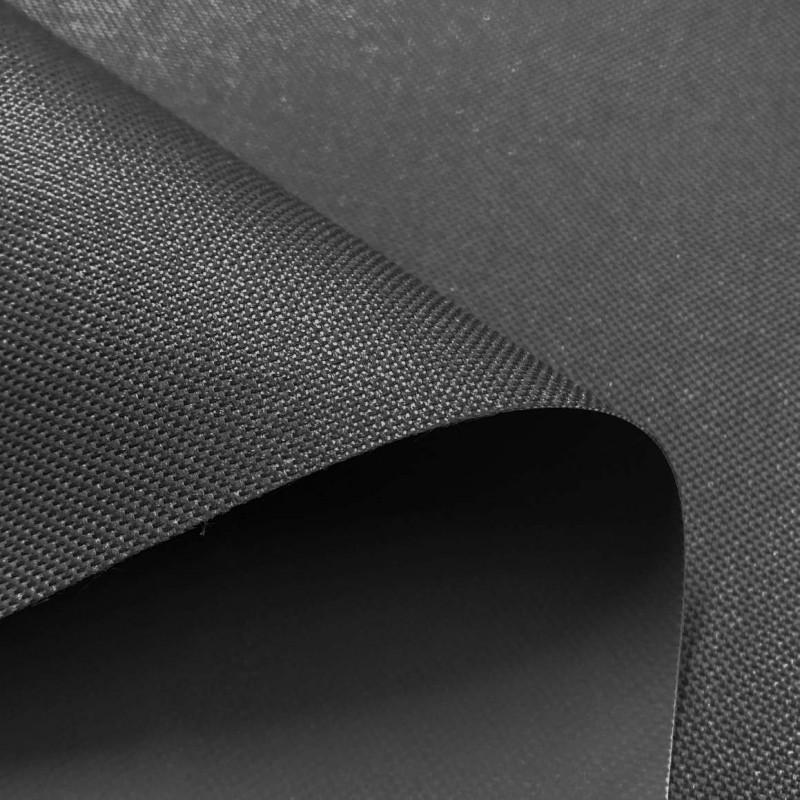 Nylon 600 - 40% Poliéster 60% PVC - 1,50m Largura - Cinza medio
