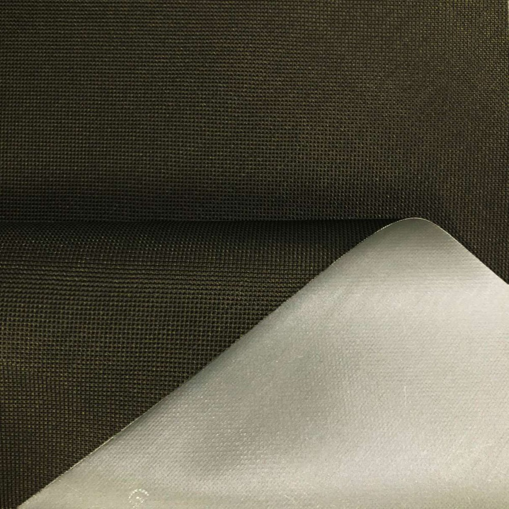 Nylon 600 - 40% Poliéster 60% PVC - 1,50m Largura - Verde musgo