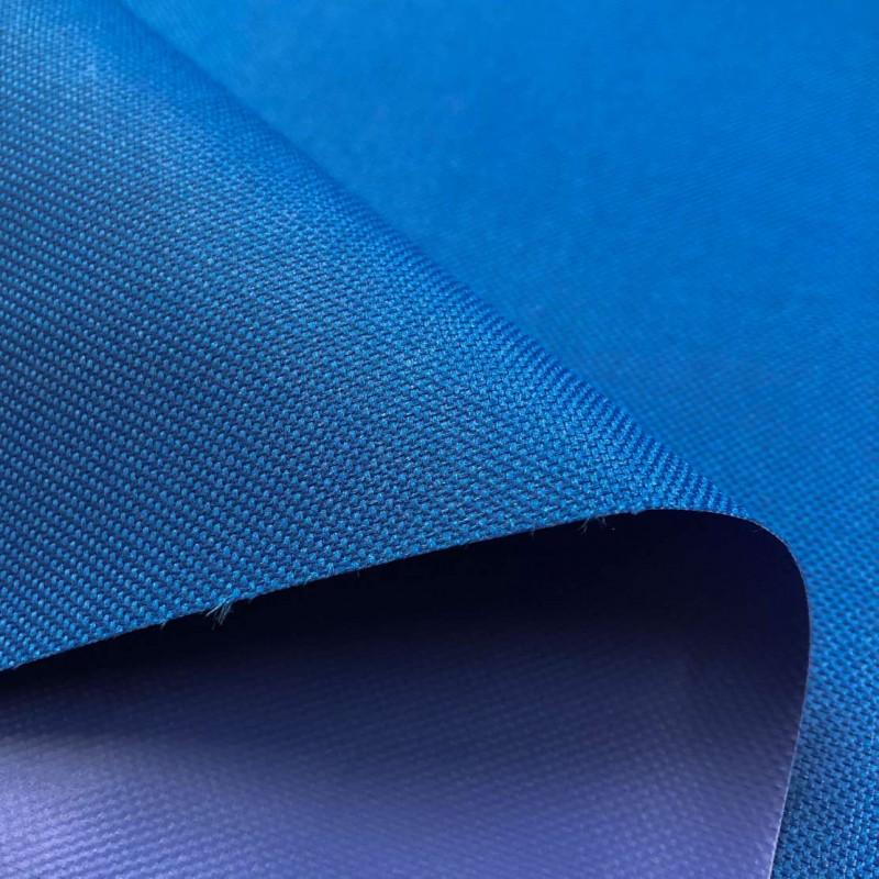 Nylon 600 - 40% Poliéster 60% PVC - 1,50m Largura - Azul royal claro