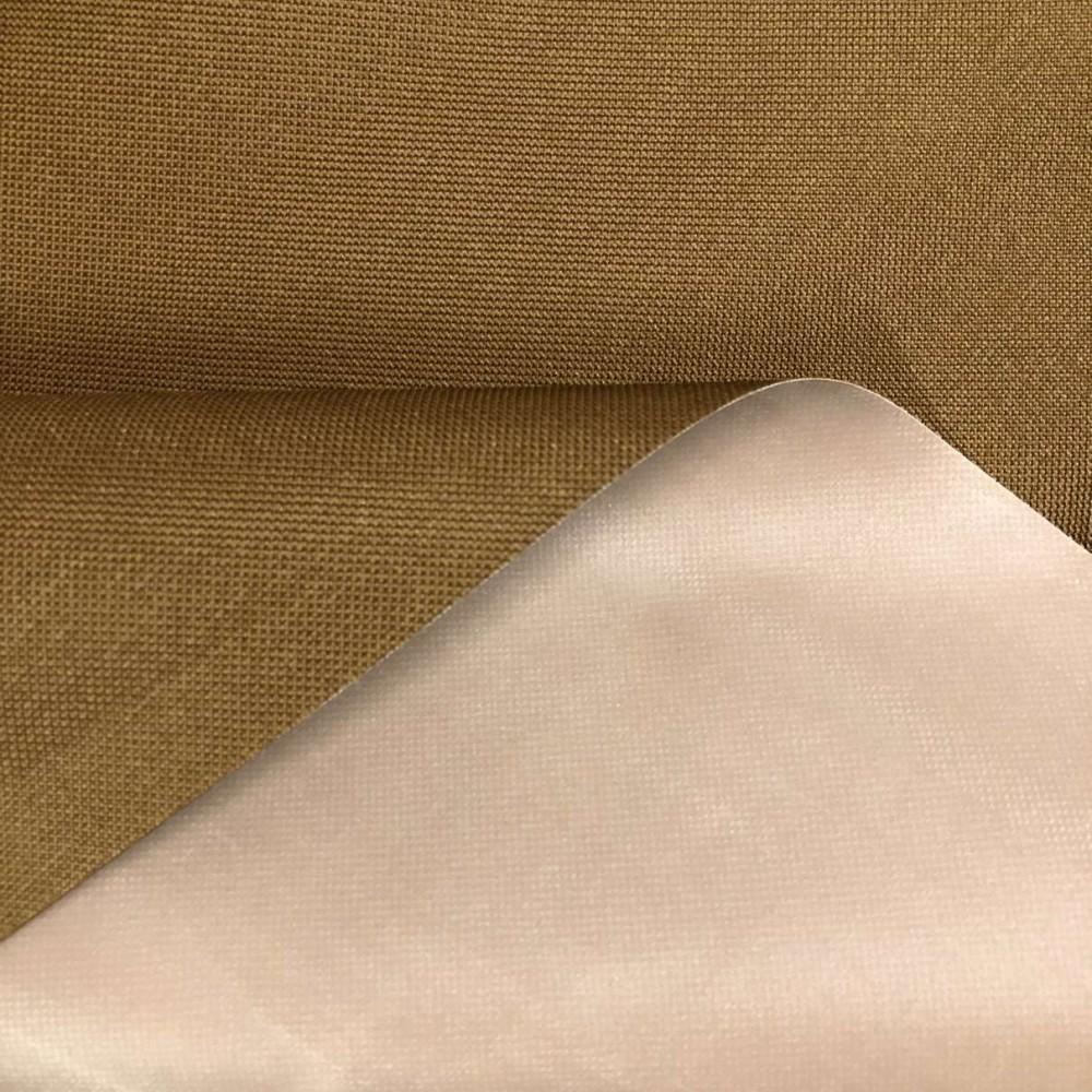 Nylon 600 - 40% Poliéster 60% PVC - 1,50m Largura - Caqui