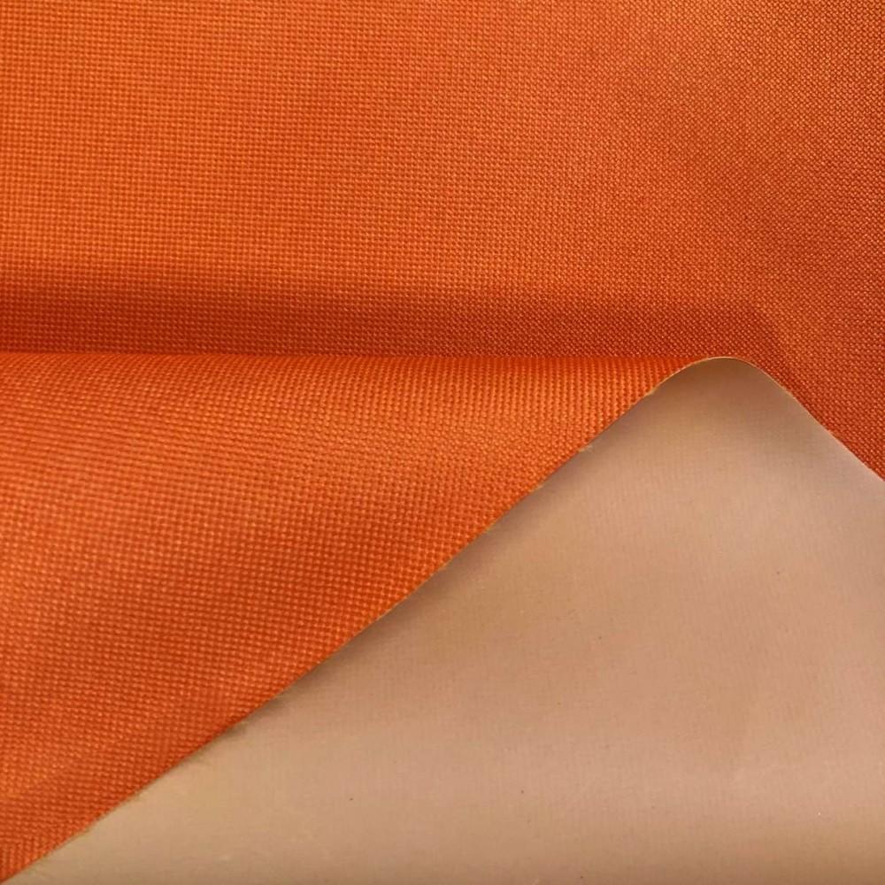 Nylon 600 - 40% Poliéster 60% PVC - 1,50m Largura - Laranja