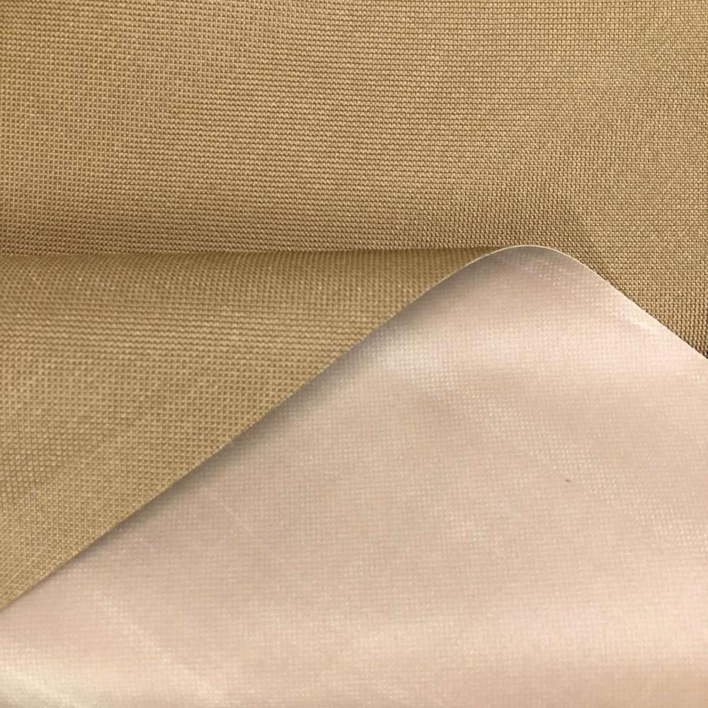 Nylon 600 - 40% Poliéster 60% PVC - 1,50m Largura - Areia
