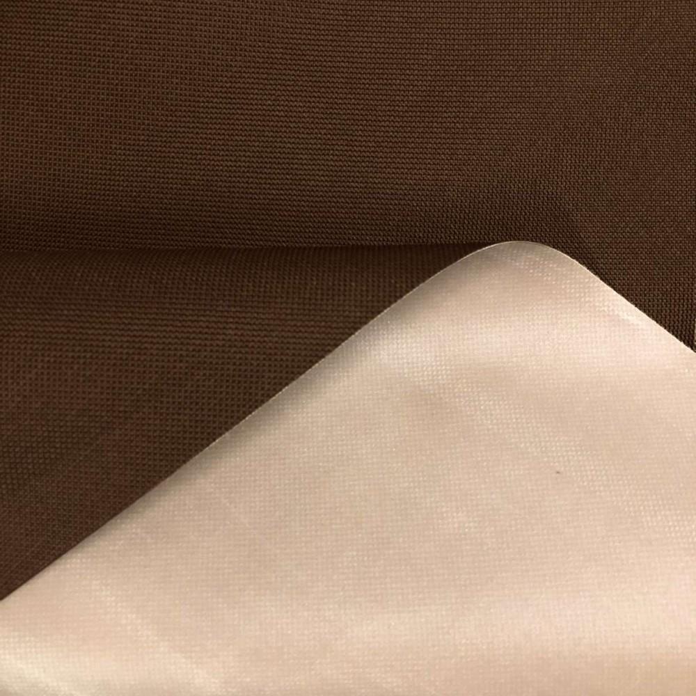 Nylon 600 - 40% Poliéster 60% PVC - 1,50m Largura - Marrom