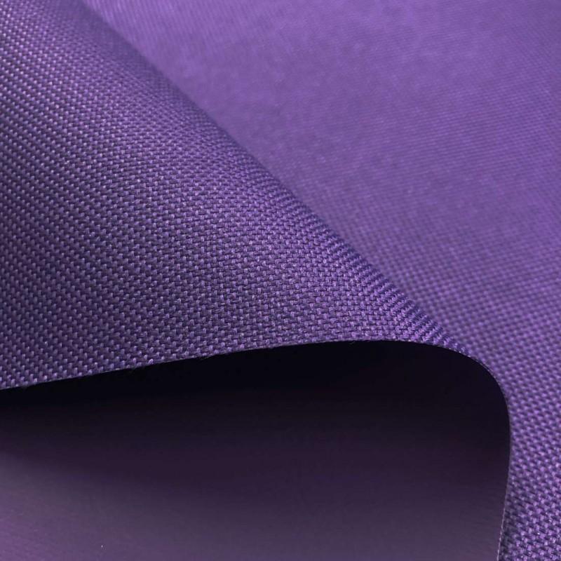 Nylon 600 - 40% Poliéster 60% PVC - 1,50m Largura - Lilás escuro