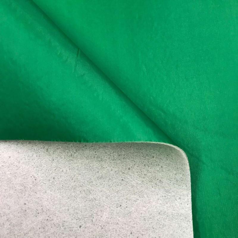 Nylon Dublado (Acoplado) - Larg. 1,40M - Verde bandeira