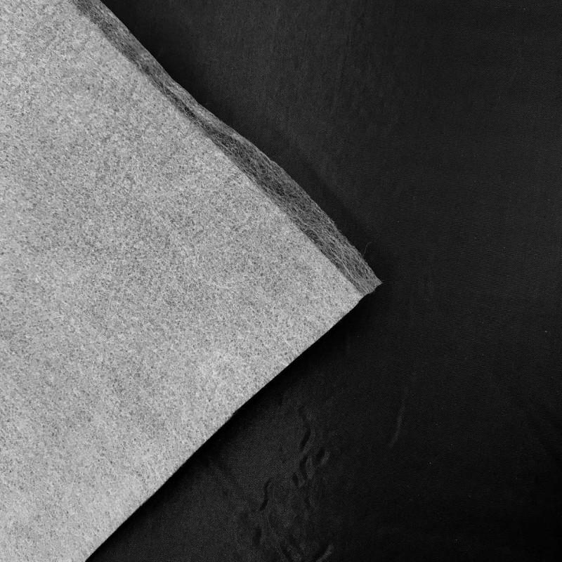 Nylon Dublado (Acoplado) - Larg. 1,40M - Preto