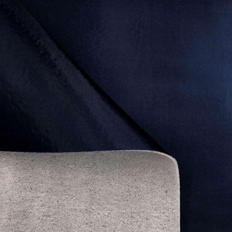 Nylon Dublado (Acoplado) - Larg. 1,40M - Azul marinho