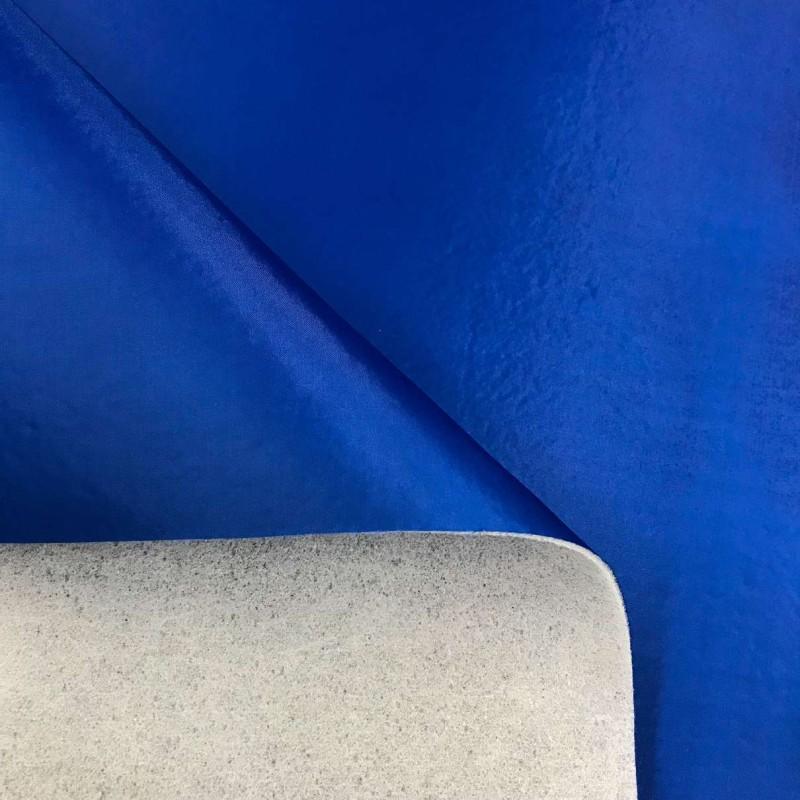 Nylon Dublado (Acoplado) - Larg. 1,40M - Azul royal