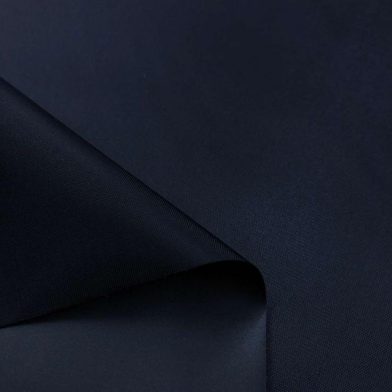 Nylon Emborrachado Impermeável - 100% Poliamida - 1,50m largura. - Azul marinho noite