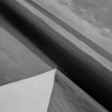 Nylon Emborrachado Impermeável - 100% Poliamida - 1,50m largura. - Grafite