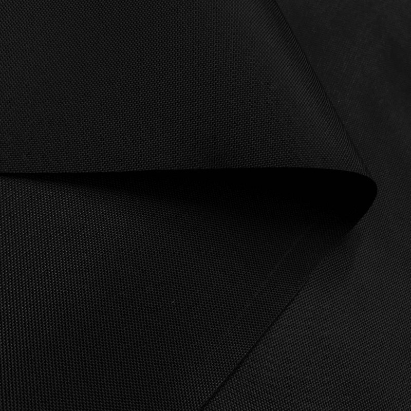 Nylon Paraquedas - 100% Poliamida - 1,50m largura - Preto