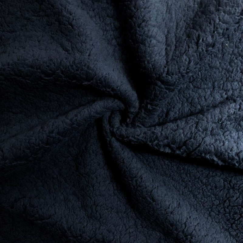Pelúcia Astracã - Ovelha Fake - Azul marinho