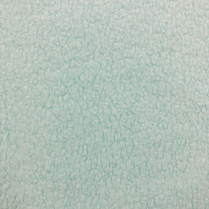 Pelúcia Melton Lisa - 80% Alg 20% Pol - 1,66m largura - 0827 - eden (verde agua)