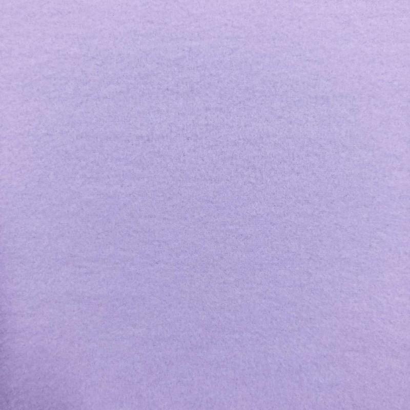 Pelúcia Soft Liso - 100% Poliéster - 1,50m Largura - Lilás