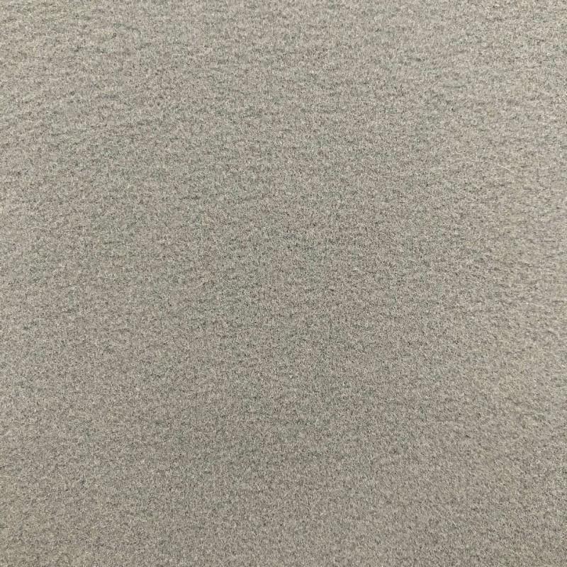 Pelúcia Soft Liso - 100% Poliéster - 1,50m Largura - 0089 - cinza