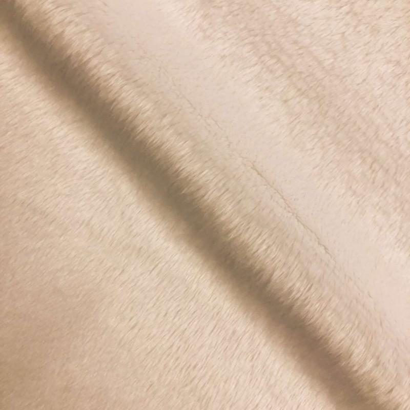 Pelúcia Ultrasoft - 100% Poliéster - Pérola