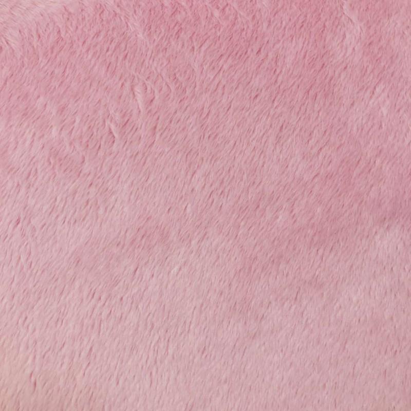 Pelúcia Ultrasoft - 100% Poliéster - Rosa bebê
