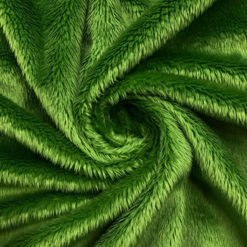 Pelúcia Ultrasoft - 100% Poliéster - Verde pistache