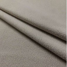 Pelúcia Melton Lisa - 80% Alg 20% Pol - 1,66m largura - Garoa (areia)