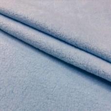 Pelúcia Melton Lisa - 80% Alg 20% Pol - 1,66m largura - 0726 - bambino (azul bebe)