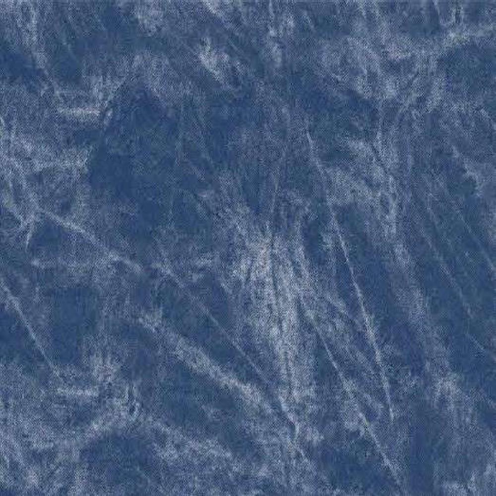 PVC Estampado - Indigo - 100% Poliéster - 1,40m Largura - Cor unica
