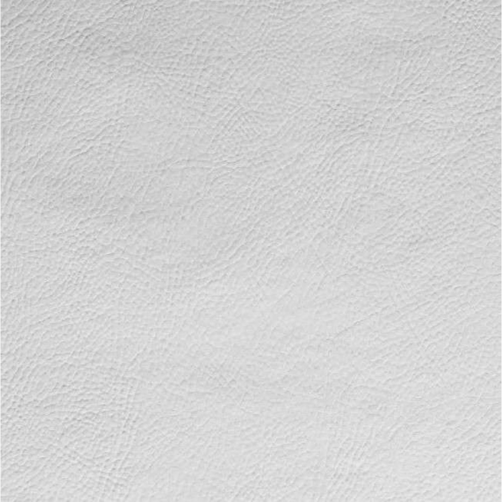 PVC Liso (Couro Fake) - 100% Poliéster - 1,40m Largura - Branco