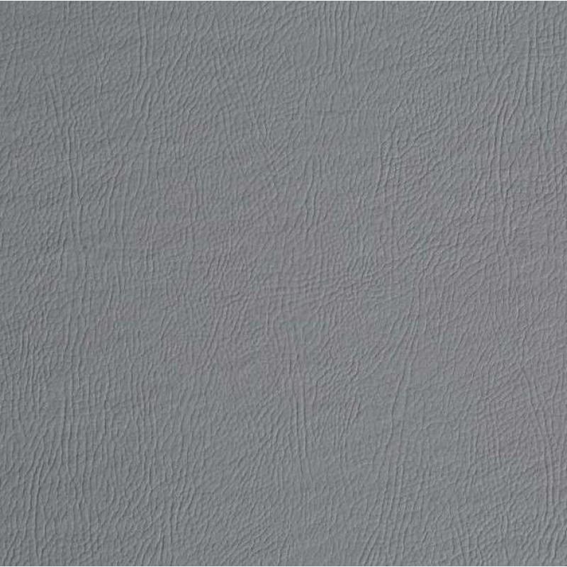 PVC Liso (Couro Fake) - 100% Poliéster - 1,40m Largura - Cinza medio