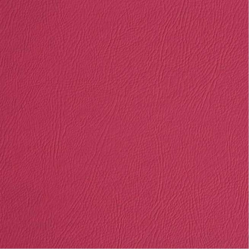 PVC Liso (Couro Fake) - 100% Poliéster - 1,40m Largura - Pink