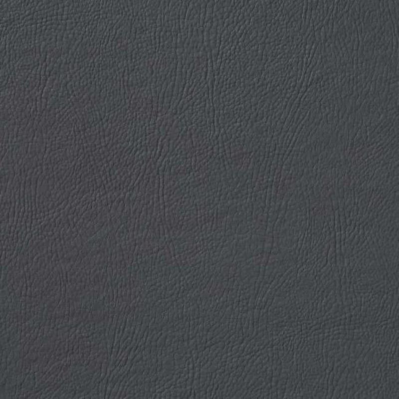 PVC Liso (Couro Fake) - 100% Poliéster - 1,40m Largura - Grafite