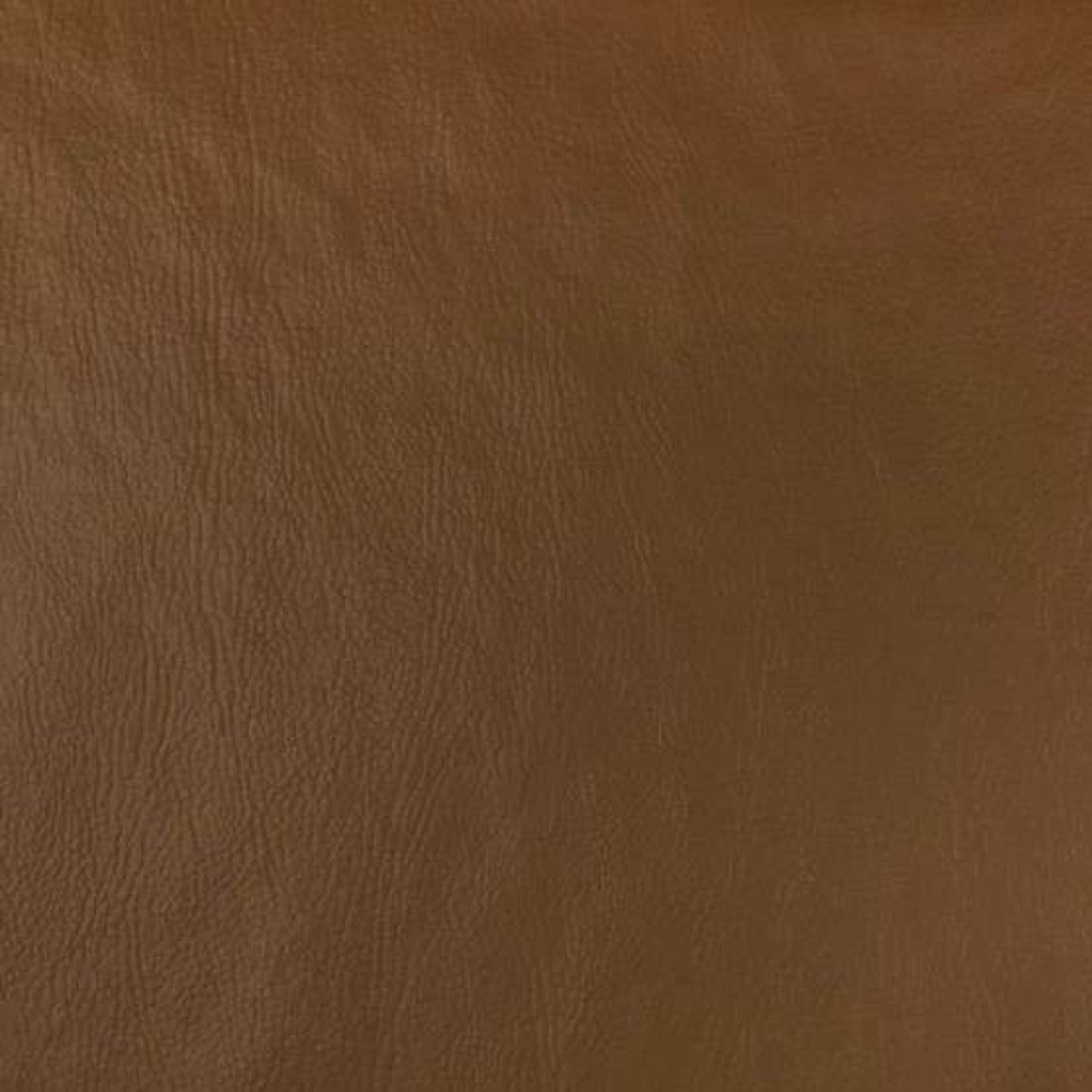 PVC Liso (Couro Fake) - 100% Poliéster - 1,40m Largura - Marrom chocolate