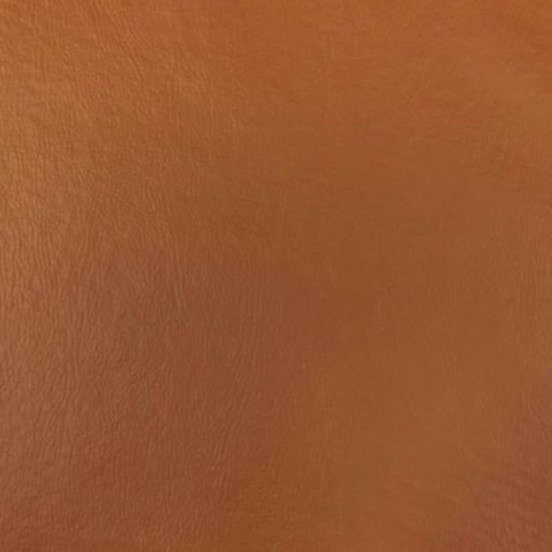 PVC Liso (Couro Fake) - 100% Poliéster - 1,40m Largura - Ferrugem