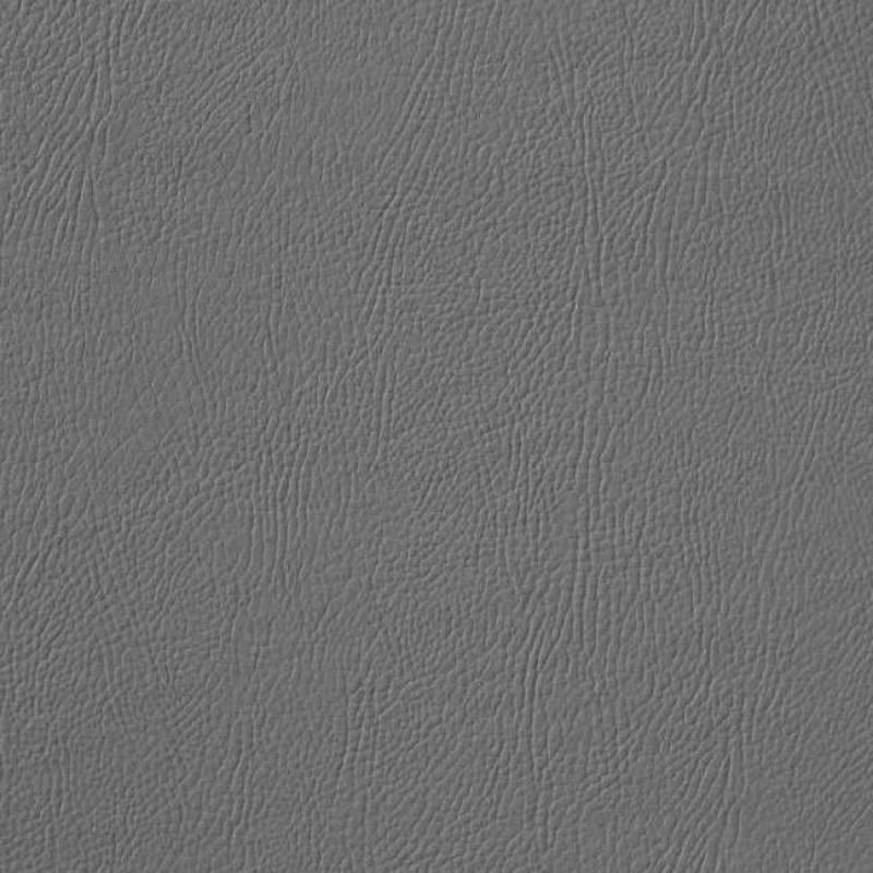 PVC Liso (Couro Fake) - 100% Poliéster - 1,40m Largura - Cinza escuro