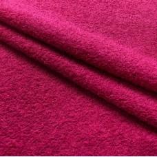 Tecido Felpa Atoalhado - 100% Algodão - 1,40m Largura - Pink