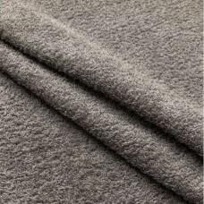 Tecido Felpa Atoalhado - 100% Algodão - 1,40m Largura - 0089 - cinza