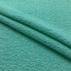 Tecido Felpa Atoalhado - 100% Algodão - 1,40m Largura - Verde bebê