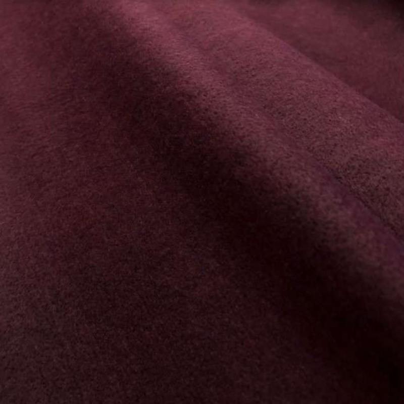 Tecido Feltro Liso Santa Fé - 100% Poliéster - 1,40m largura - Vinho